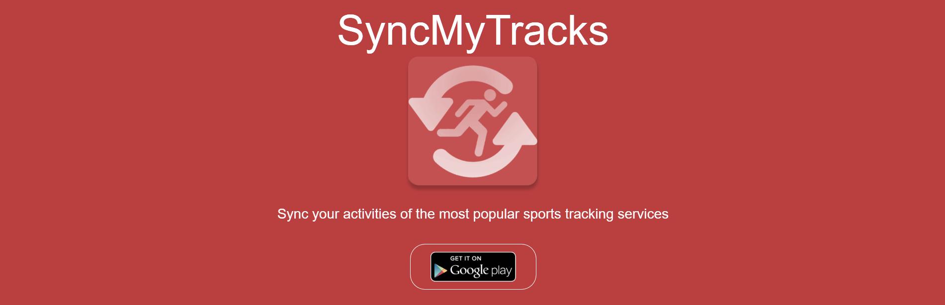 SyncMyTracks